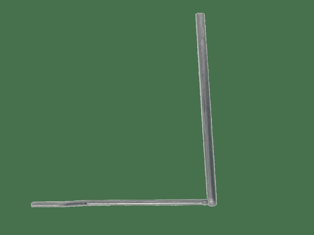Robomac - Levier d'ajustement de hauteur