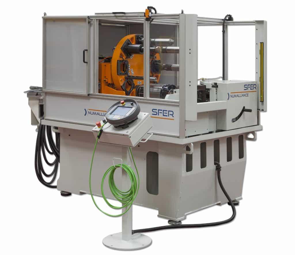 SFER - Vue ensemble machine