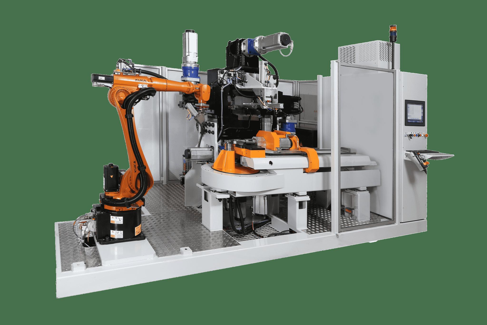 Numacell FTR - Vue ensemble machine - Numalliance