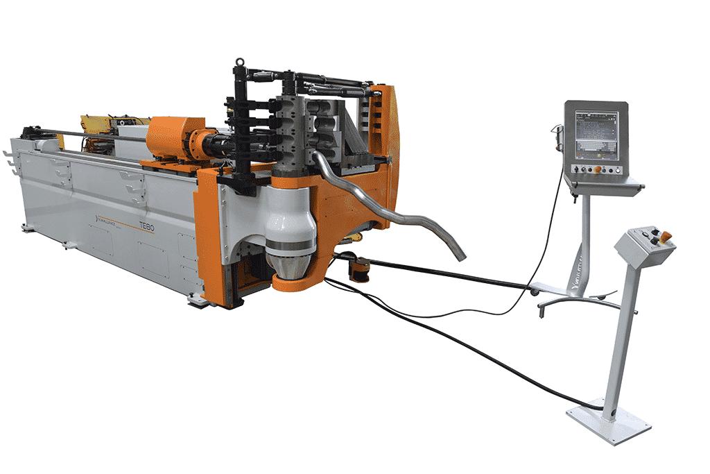 TE Large - Vue ensemble machine