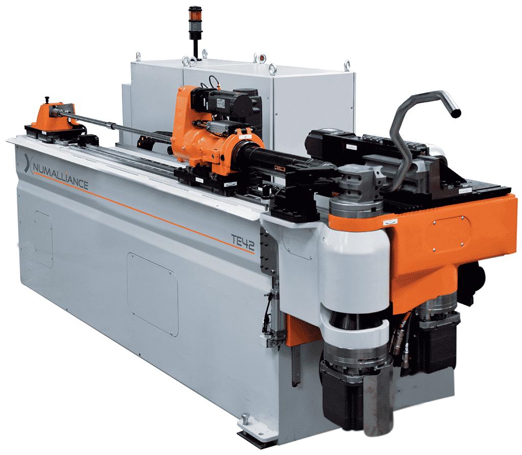 TE Medium - Vue ensemble machine