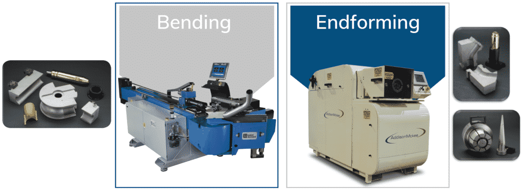 Bending & Endforming machines